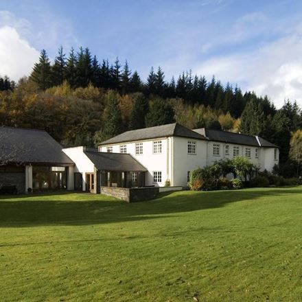 Nant Ddu Lodge & Hotel Spa