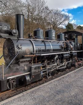 Brecon Mountain Railway 5
