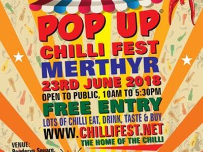 Pop Up Chilli Fest