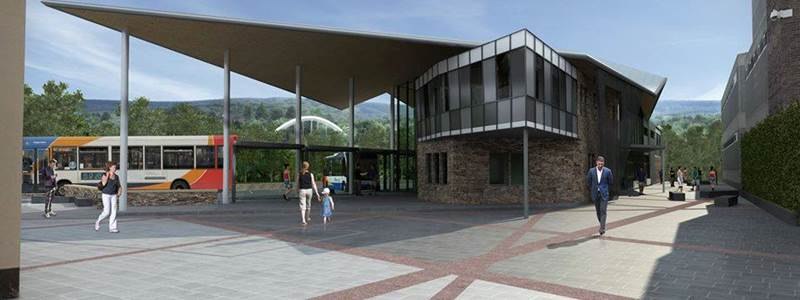 Good news for Merthyr Tydfil Bus Station Development